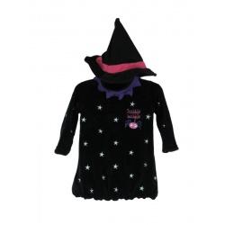 Dětský kostým mini čarodějnice