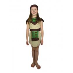 Dětský kostým Indiánka 2