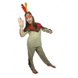 Dětský kostým Indián/ka 3