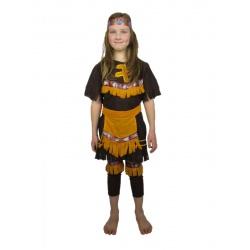 Dětský kostým Indiánka 4