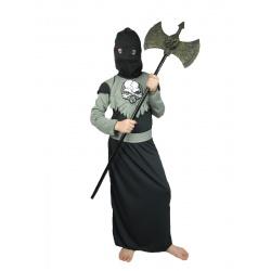 Dětský kostým temný bojovník