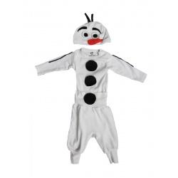 Dětský karnevalový kostým Olaf
