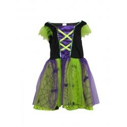 Dětský kostým čarodějnice 6