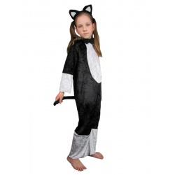 Černá jeptiška kočička