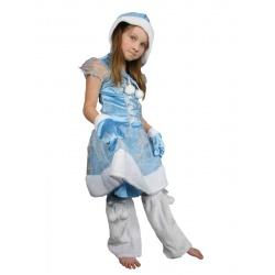 Dětský kostým Ledová Princezna