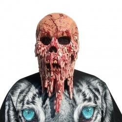 Maska strašidelná s krví