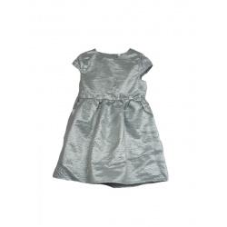 Dětské stříbrné šaty...
