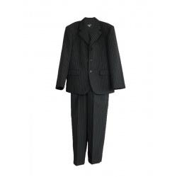 Chlapecký oblek černomodrý...