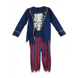 Dětský kostým kostěný pirát