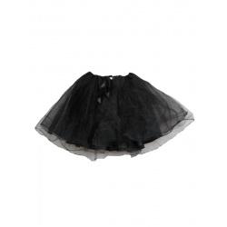 Černá sukně pro ženu