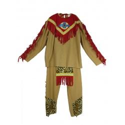 Kostým pro dospělé Indián