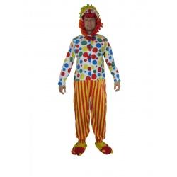 Kostým pro dospělé klaun 1