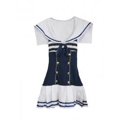 Kostým pro dospělé Námořnice 1