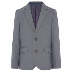 Dětský šedý oblek