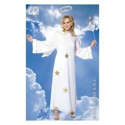 Kostým anděl pro dospělé zlatý