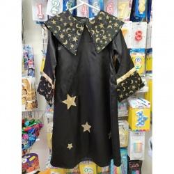 Dětský kostým čaroděj černý...