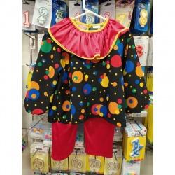 Dětský kostým klaun 1.