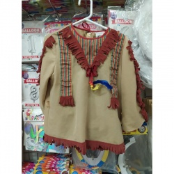 Dětský kostým indiánek s...