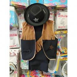 Dětský kostým ŠERIF