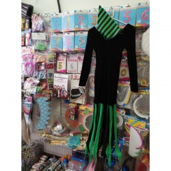 Dětský kostým čarodejnice 20