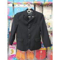 Chlapecké sako černé