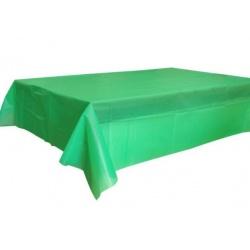 Fóliový ubrus zelený...