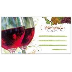 Pozvánka na párty víno P004