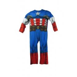 Dětský kostým Kapitán Amerika