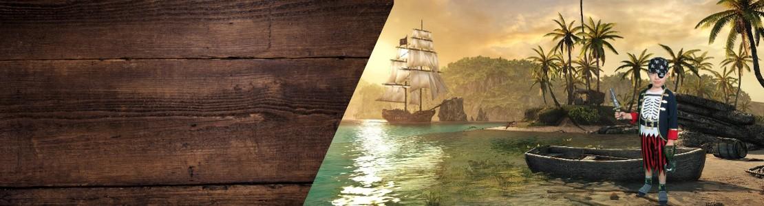 Opravdový pirát